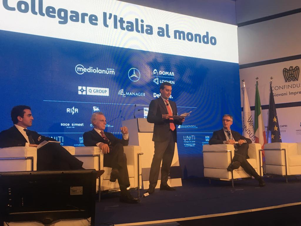 33° Convegno di Capri - Giovani Imprenditori Confindustria