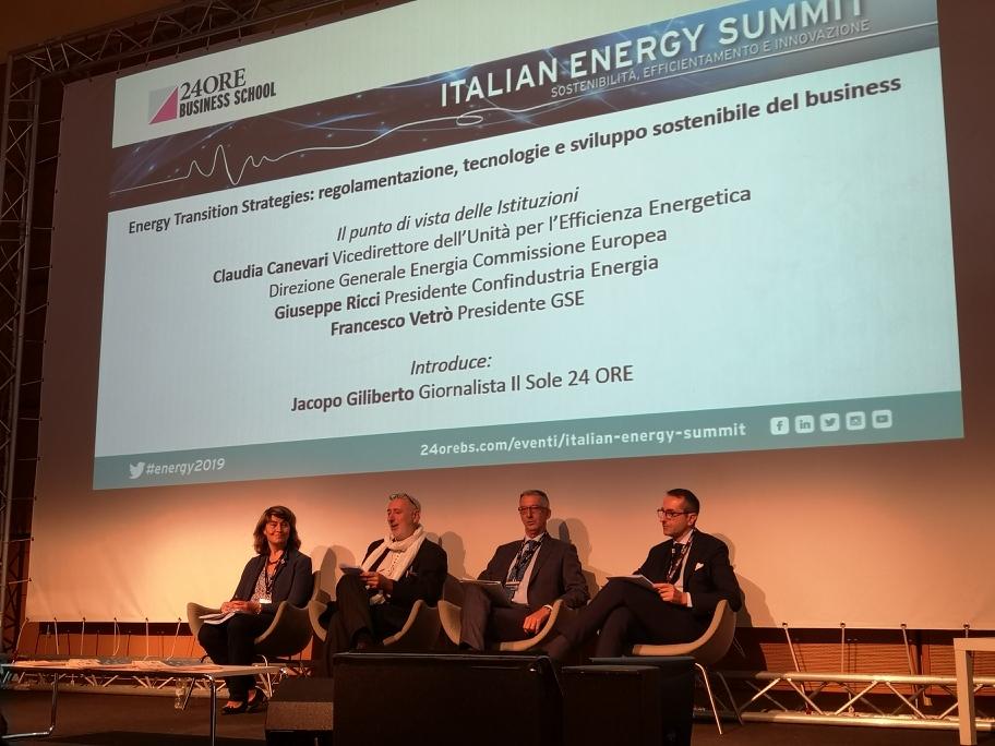 Eccellenza imprenditoriale e fare sistema per la transizione energetica