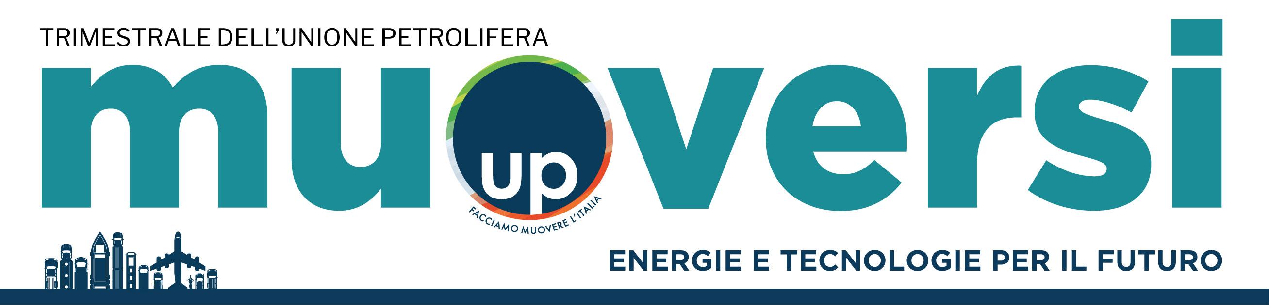 """Numero 2 del trimestrale """"Muoversi, energie e tecnologie per il futuro"""" di Unione Petrolifera"""